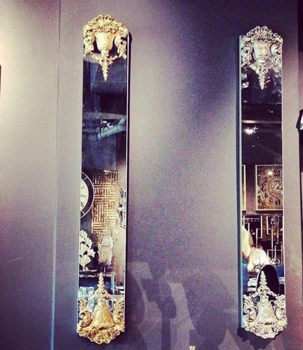 Dekoratif Kiriş Aynası 110 cm -1