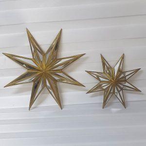 2'li Aynalı Yıldız