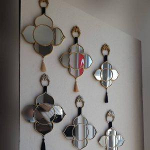 3'lü Dekor Ayna