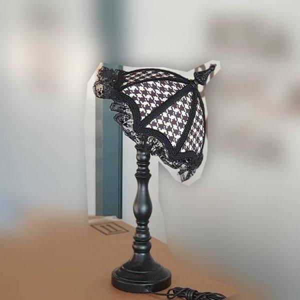 Şemsiye Abajur 45 cm